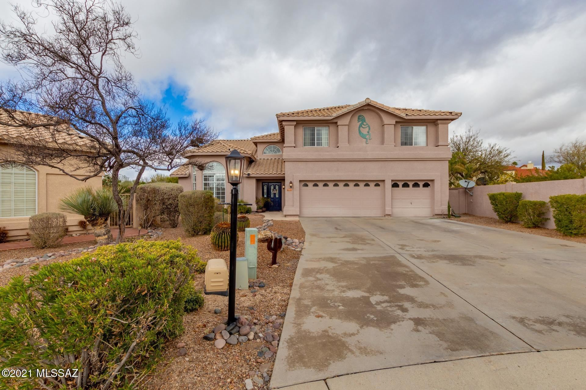 10855 N Glen Abbey Drive, Tucson, AZ 85737 - MLS#: 22102024