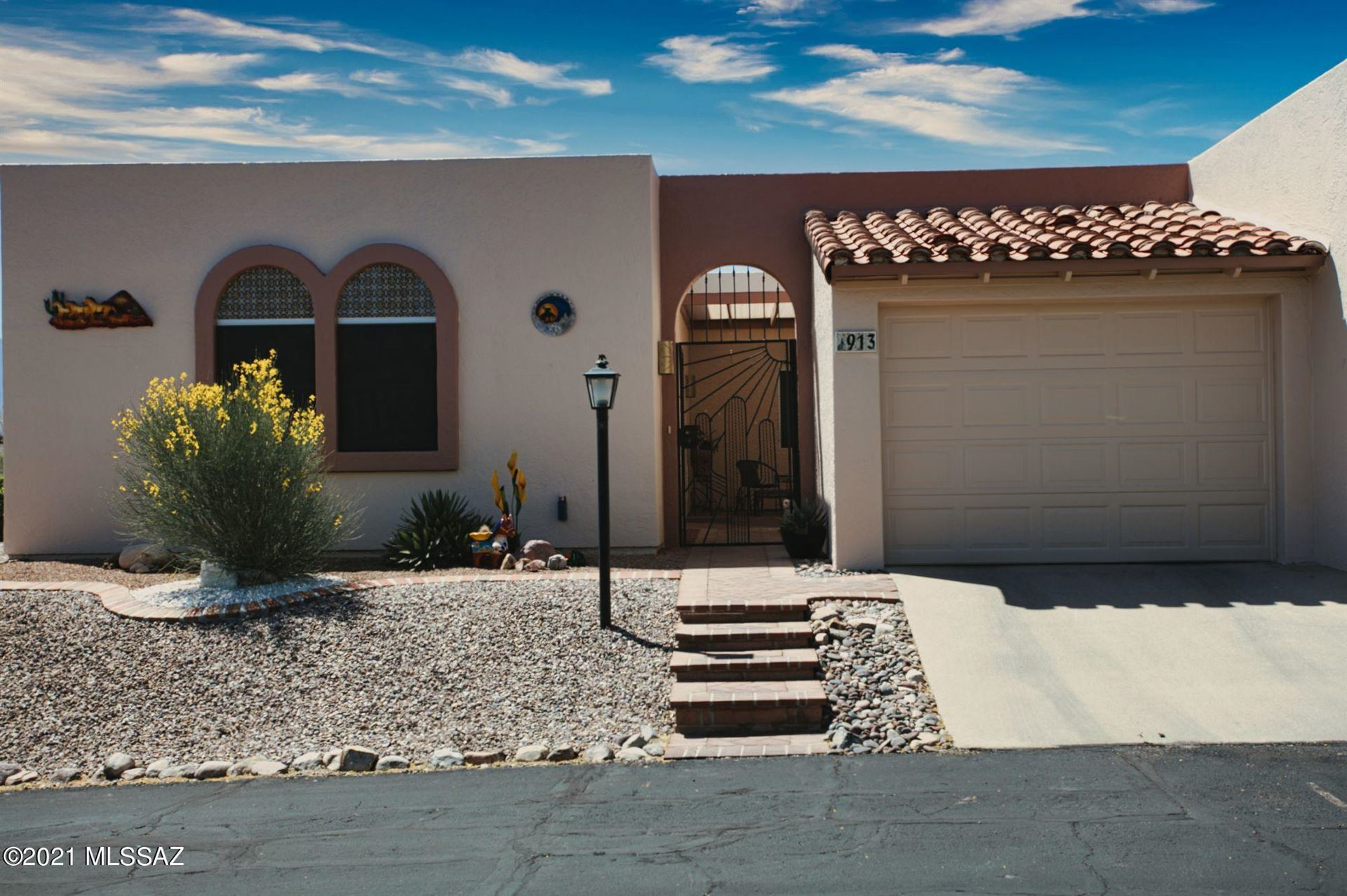 913 S Placita Guarina, Green Valley, AZ 85614 - MLS#: 22112028