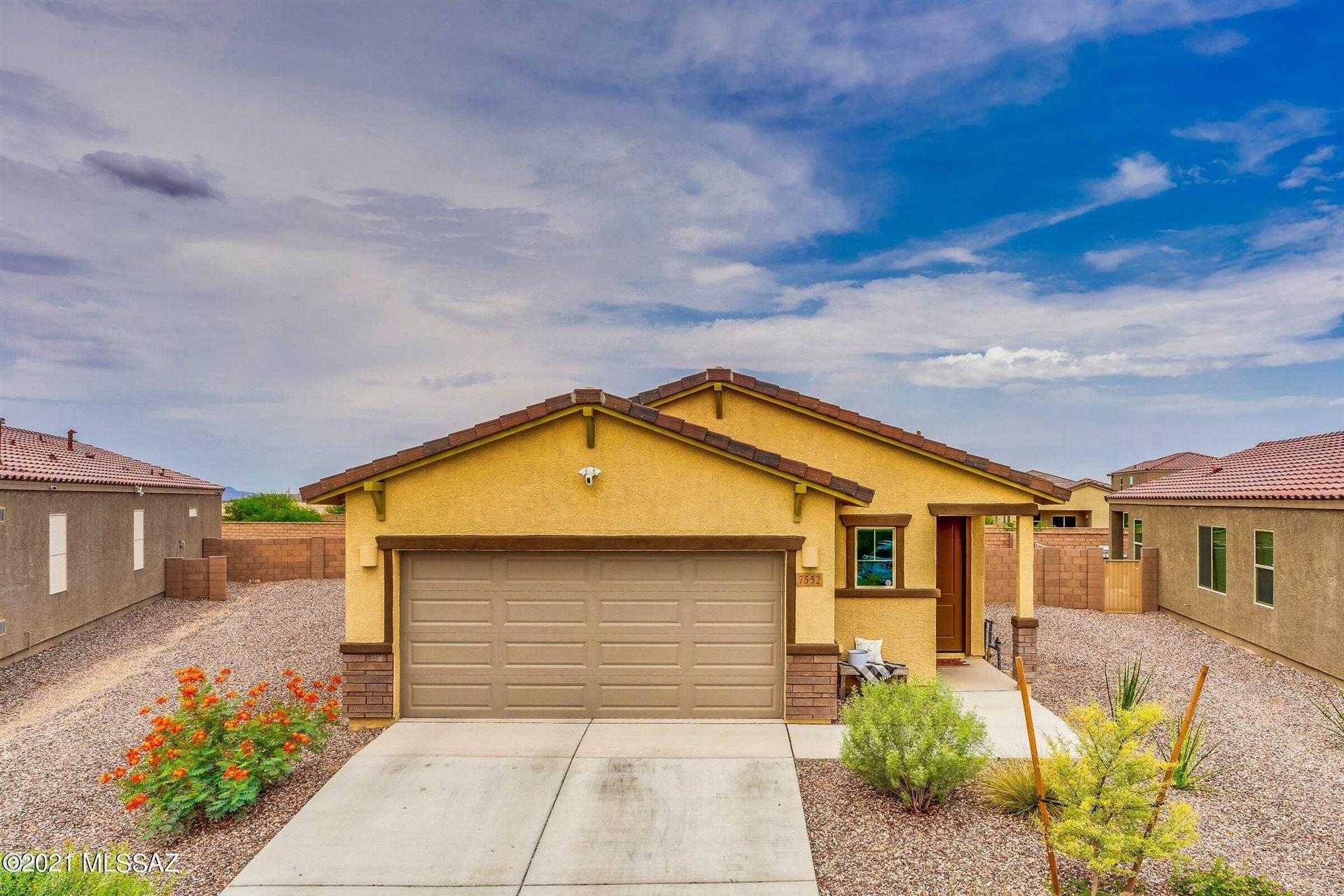 7552 S Circulo Rio Blanco, Tucson, AZ 85756 - MLS#: 22119029