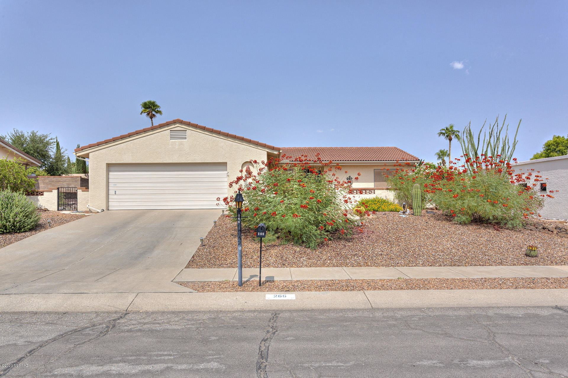 266 W Calle Frambuesa, Green Valley, AZ 85614 - MLS#: 22023033