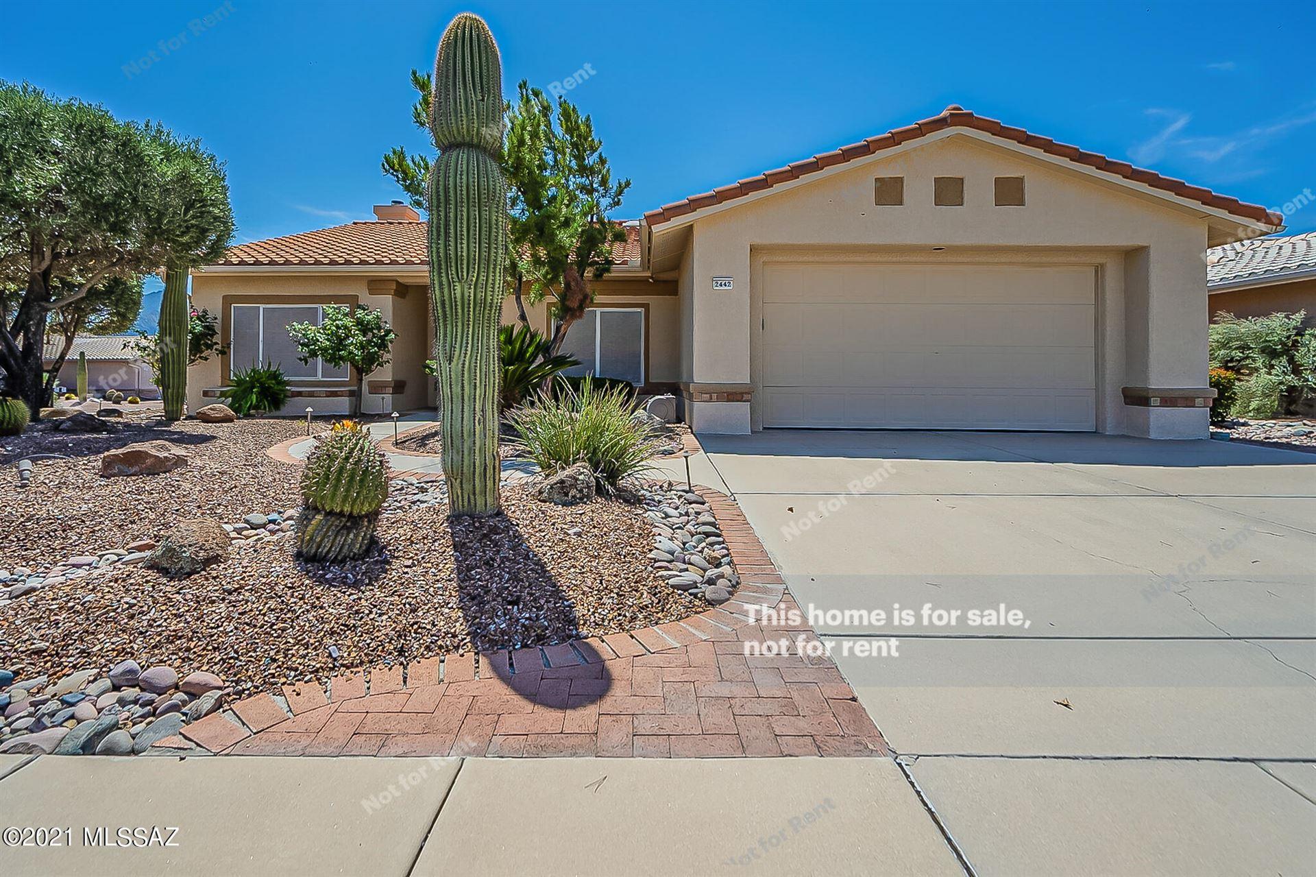 2442 E Nasturtium Street, Oro Valley, AZ 85755 - MLS#: 22123034