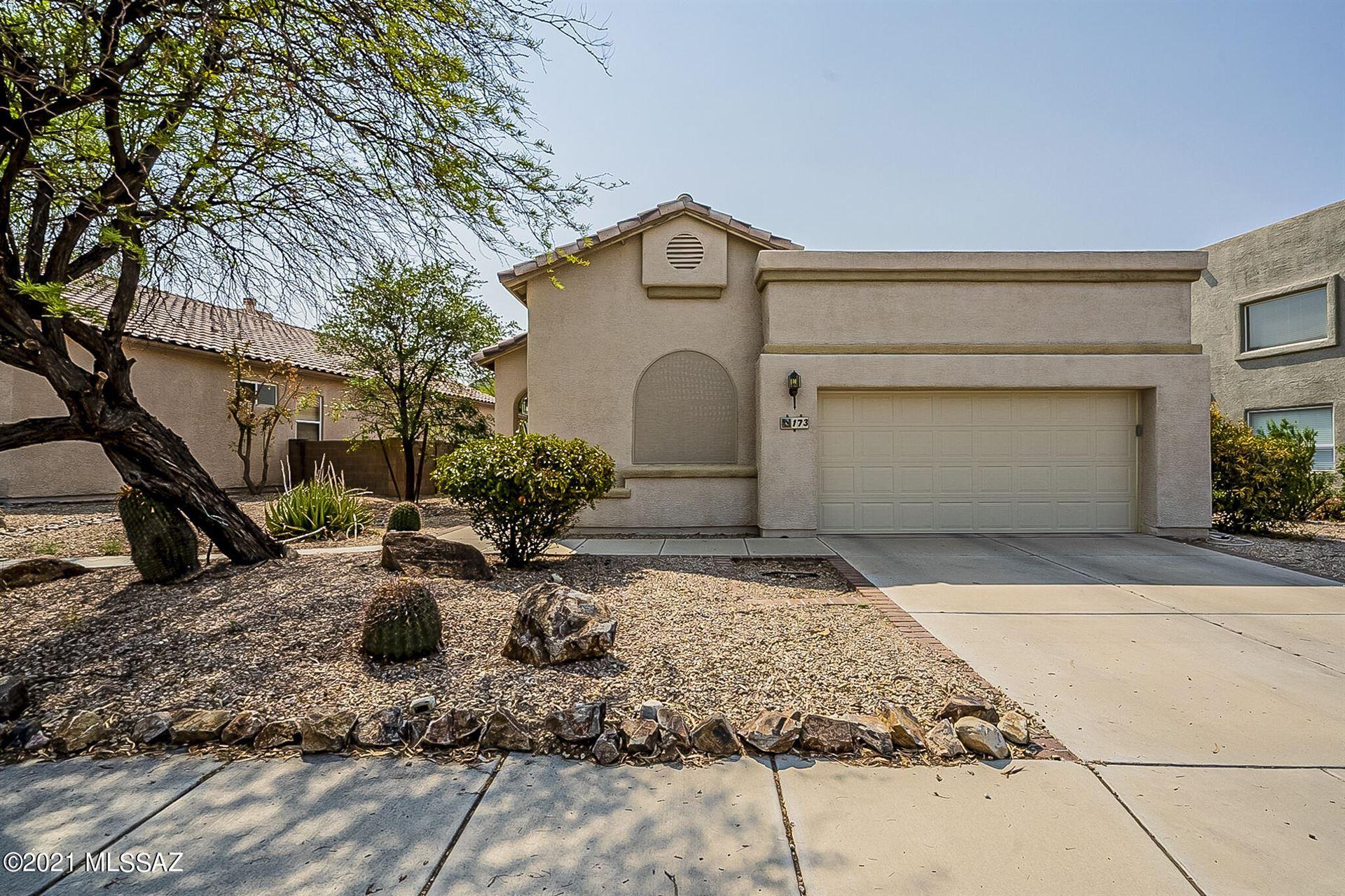 173 N Desert Stream Drive, Tucson, AZ 85745 - MLS#: 22118037