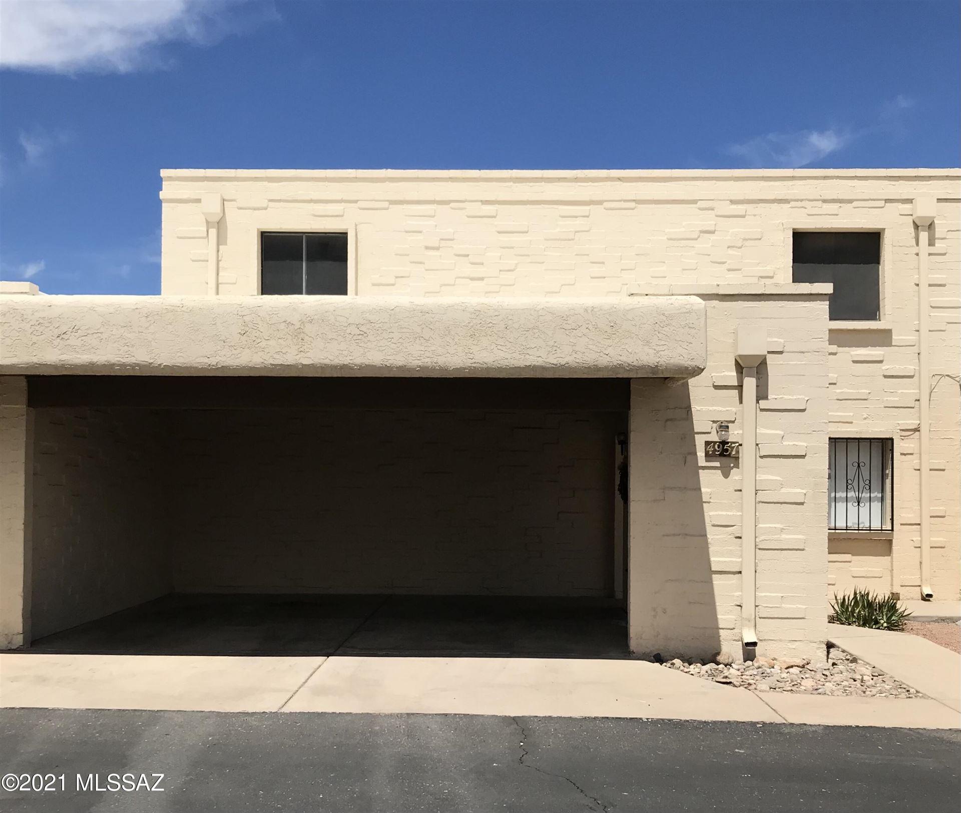 4957 E Bellevue Street, Tucson, AZ 85712 - MLS#: 22115039