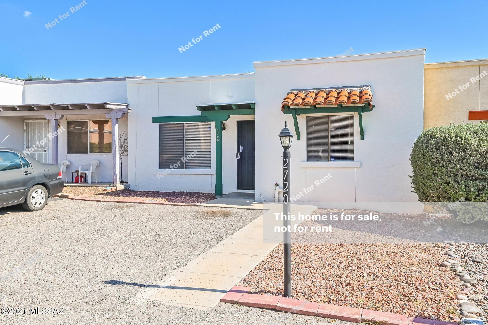 2720 S Oakenshield Way, Tucson, AZ 85730 - MLS#: 22120041