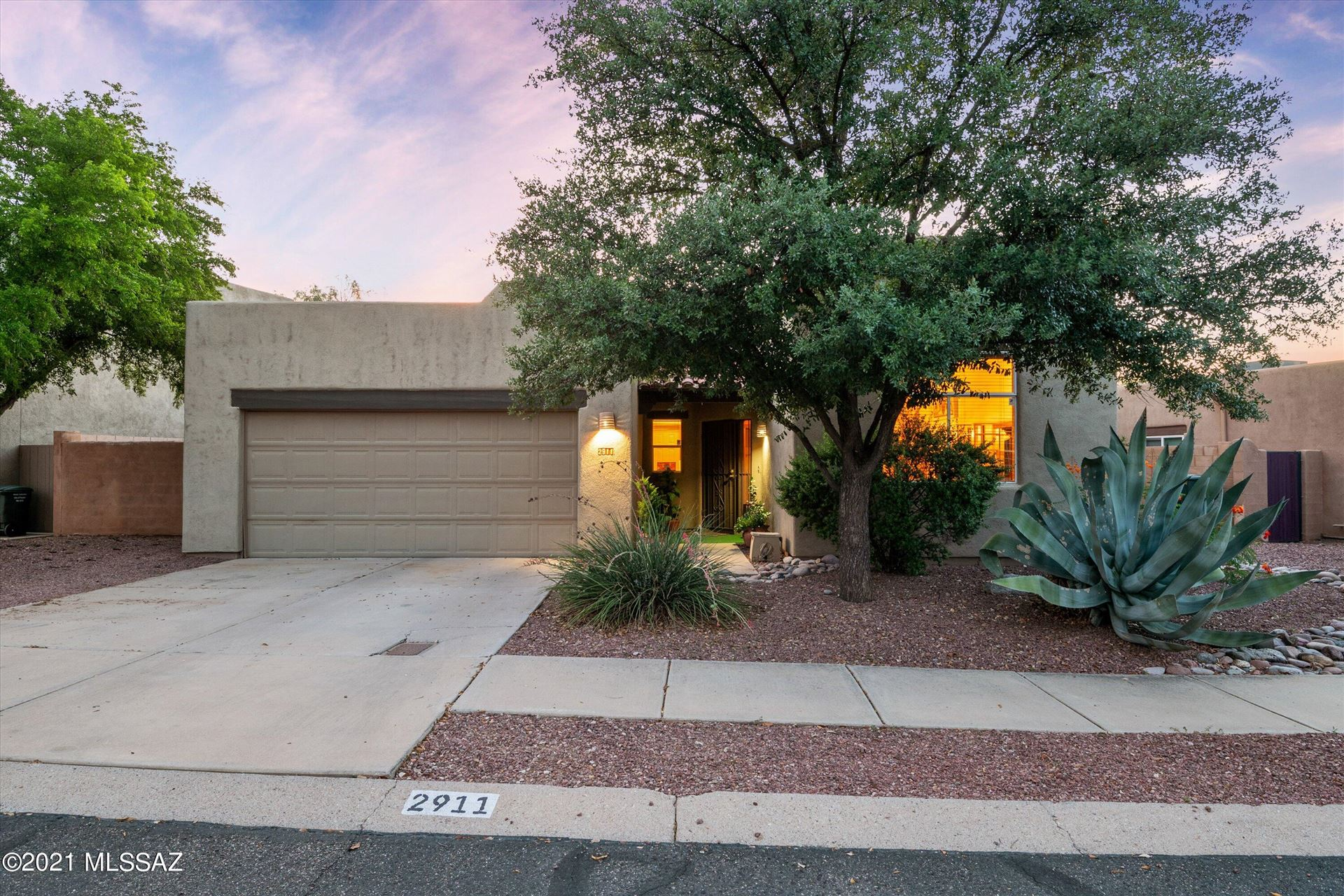 2911 E Avenida Portico, Tucson, AZ 85716 - MLS#: 22121042
