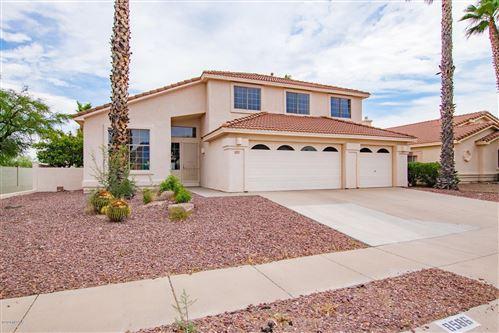 Photo of 8586 N Sayante Way, Tucson, AZ 85743 (MLS # 22022044)