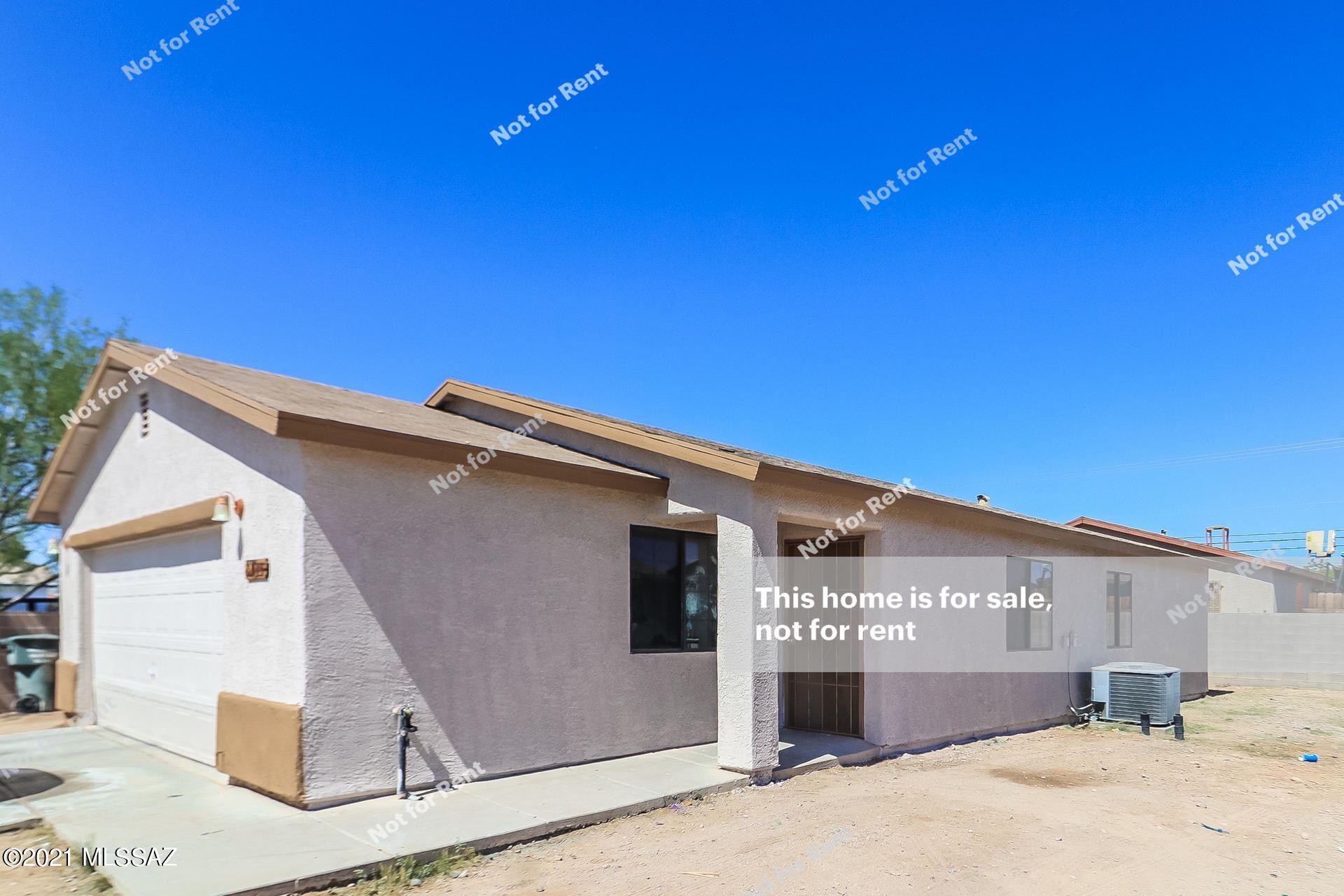 5335 Fairland Park Lane, Tucson, AZ 85706 - MLS#: 22114045