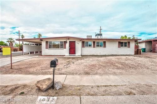 Photo of 1032 W Edgewater Drive, Tucson, AZ 85704 (MLS # 22113047)