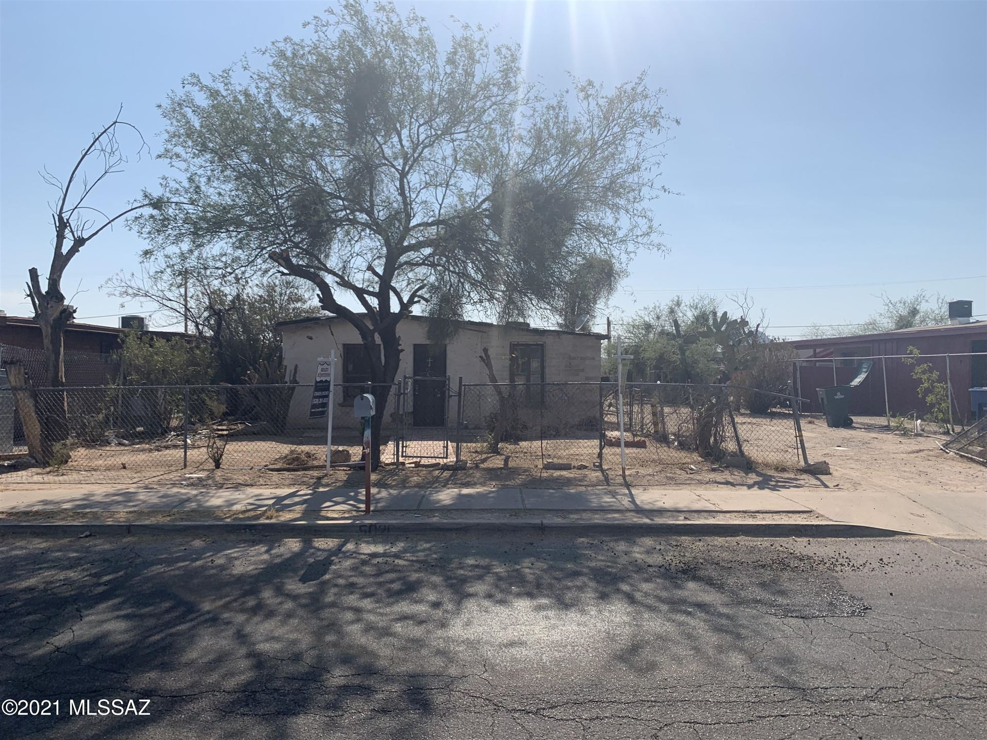 5026 S 17Th Avenue, Tucson, AZ 85706 - MLS#: 22116047