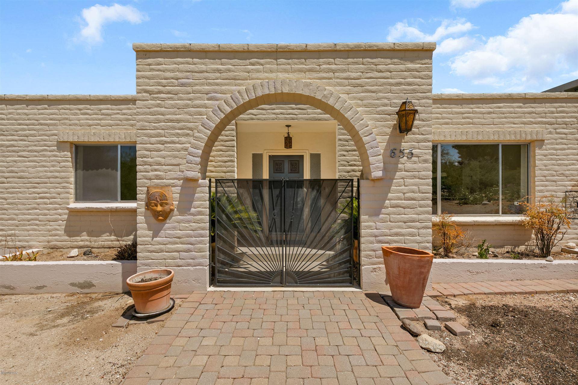 655 W Valle Del Oro Road, Oro Valley, AZ 85737 - MLS#: 22019048