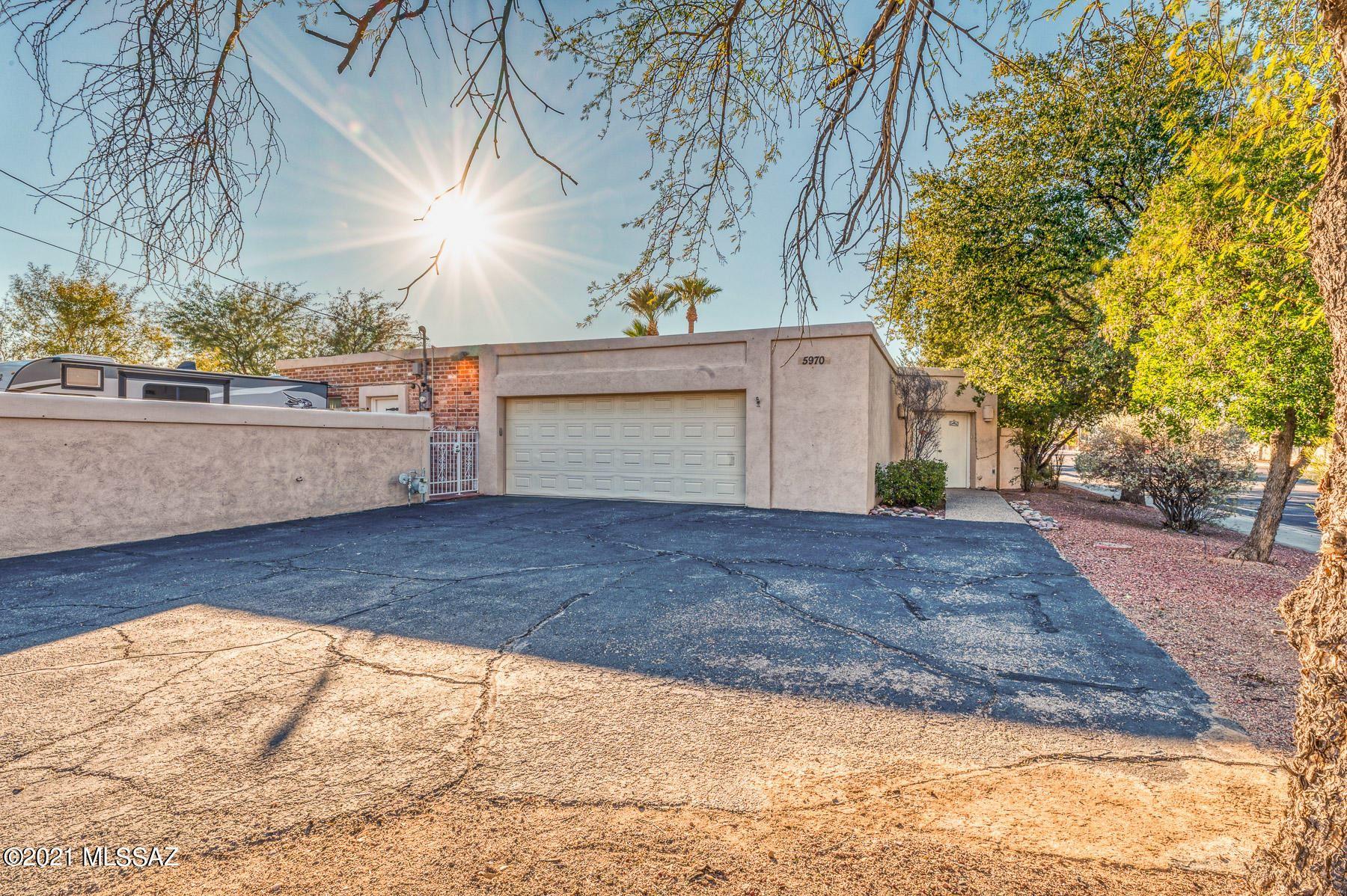 5970 E Pima Street, Tucson, AZ 85712 - MLS#: 22101048