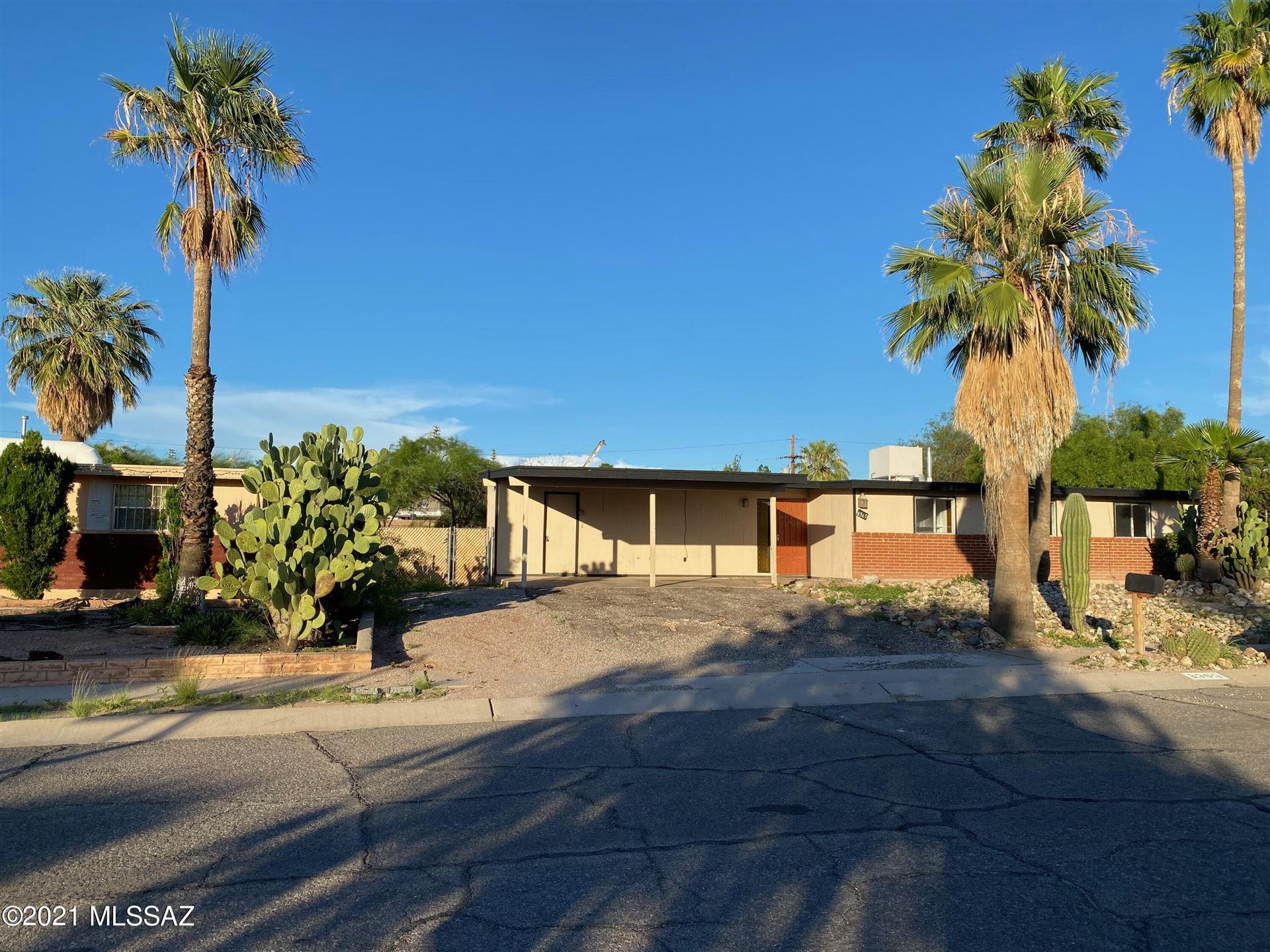 8365 E Balfour Drive, Tucson, AZ 85710 - MLS#: 22121060