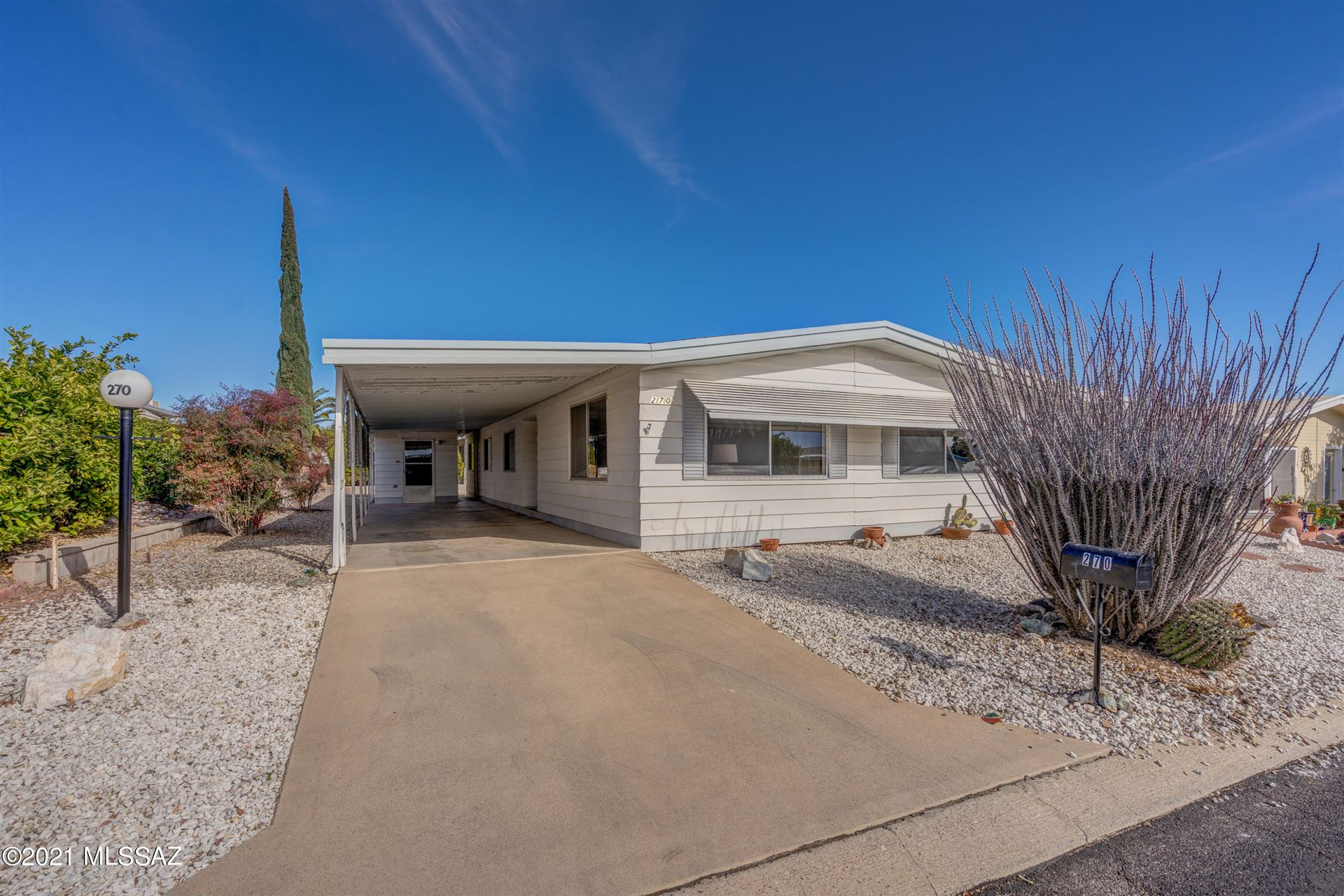 270 W Pinon Drive, Green Valley, AZ 85614 - MLS#: 22101061