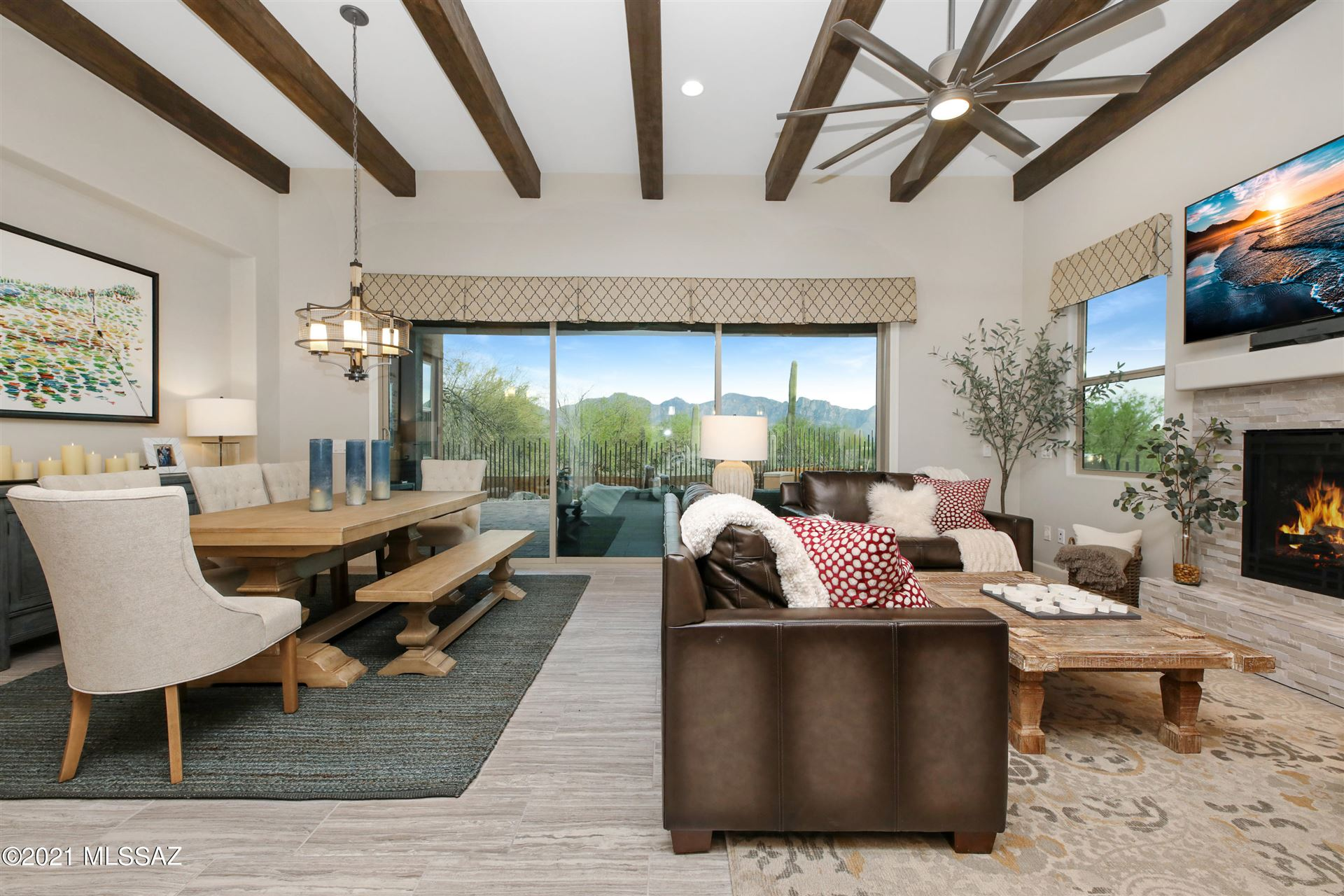 14302 N Mickelson Canyon Court, Oro Valley, AZ 85755 - MLS#: 22107067