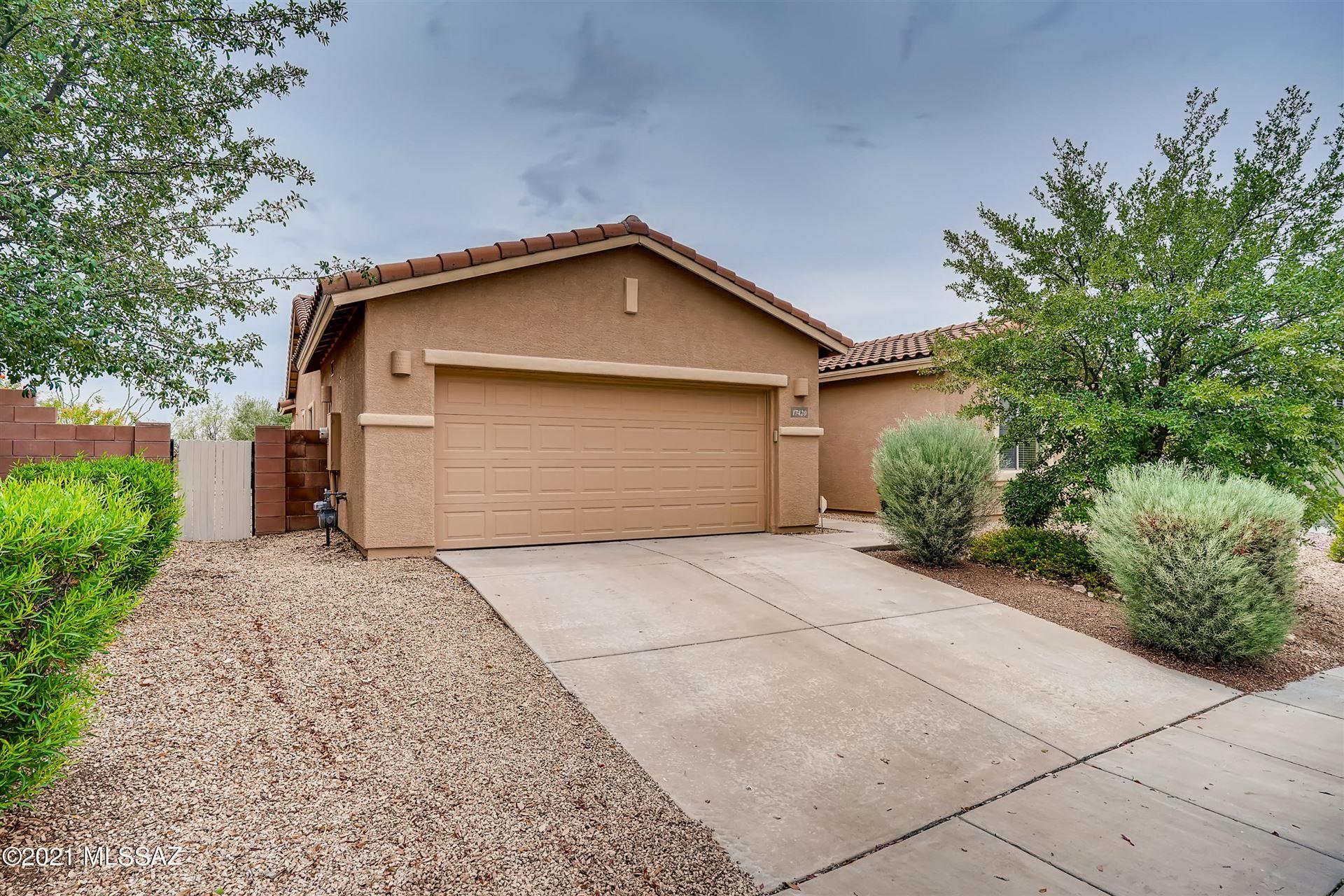 17420 S Indigo Mesa Pass, Vail, AZ 85641 - MLS#: 22118067