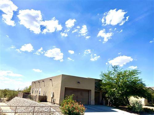 Photo of 12395 N Golden Mirror Drive, Marana, AZ 85658 (MLS # 22117068)