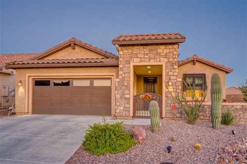 Photo of 14160 N Lava Falls Trail, Marana, AZ 85658 (MLS # 22025079)