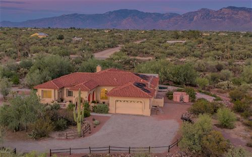 Photo of 4655 W Flying Diamond Drive, Tucson, AZ 85742 (MLS # 22017080)