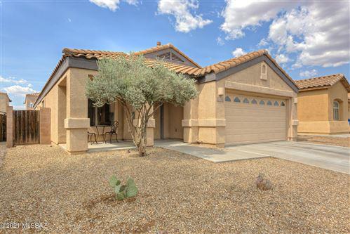 Photo of 917 E Spring Water Canyon Drive, Sahuarita, AZ 85629 (MLS # 22119081)