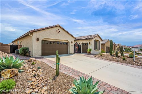 Photo of 2442 E Lost Ranch Trail, Green Valley, AZ 85614 (MLS # 22119084)