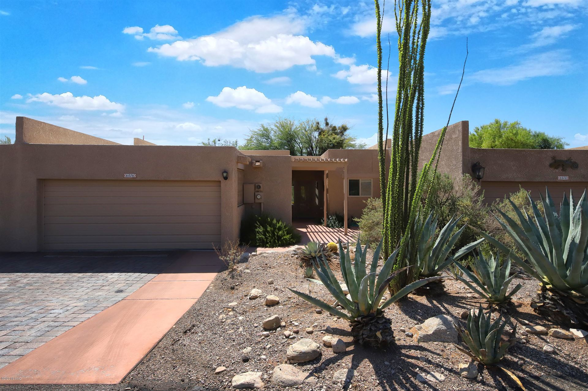 6476 N Foothills Drive, Tucson, AZ 85718 - MLS#: 22024084