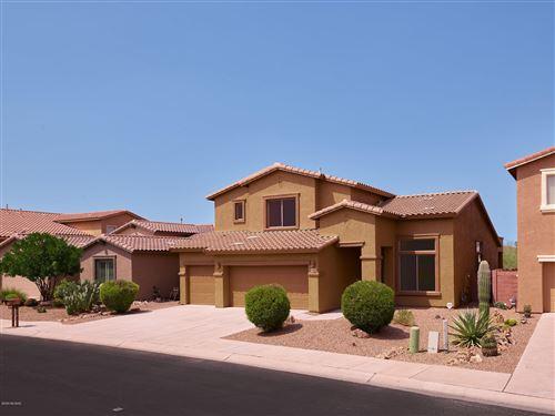 Photo of 8419 N Amber Burst Drive, Marana, AZ 85743 (MLS # 22021085)