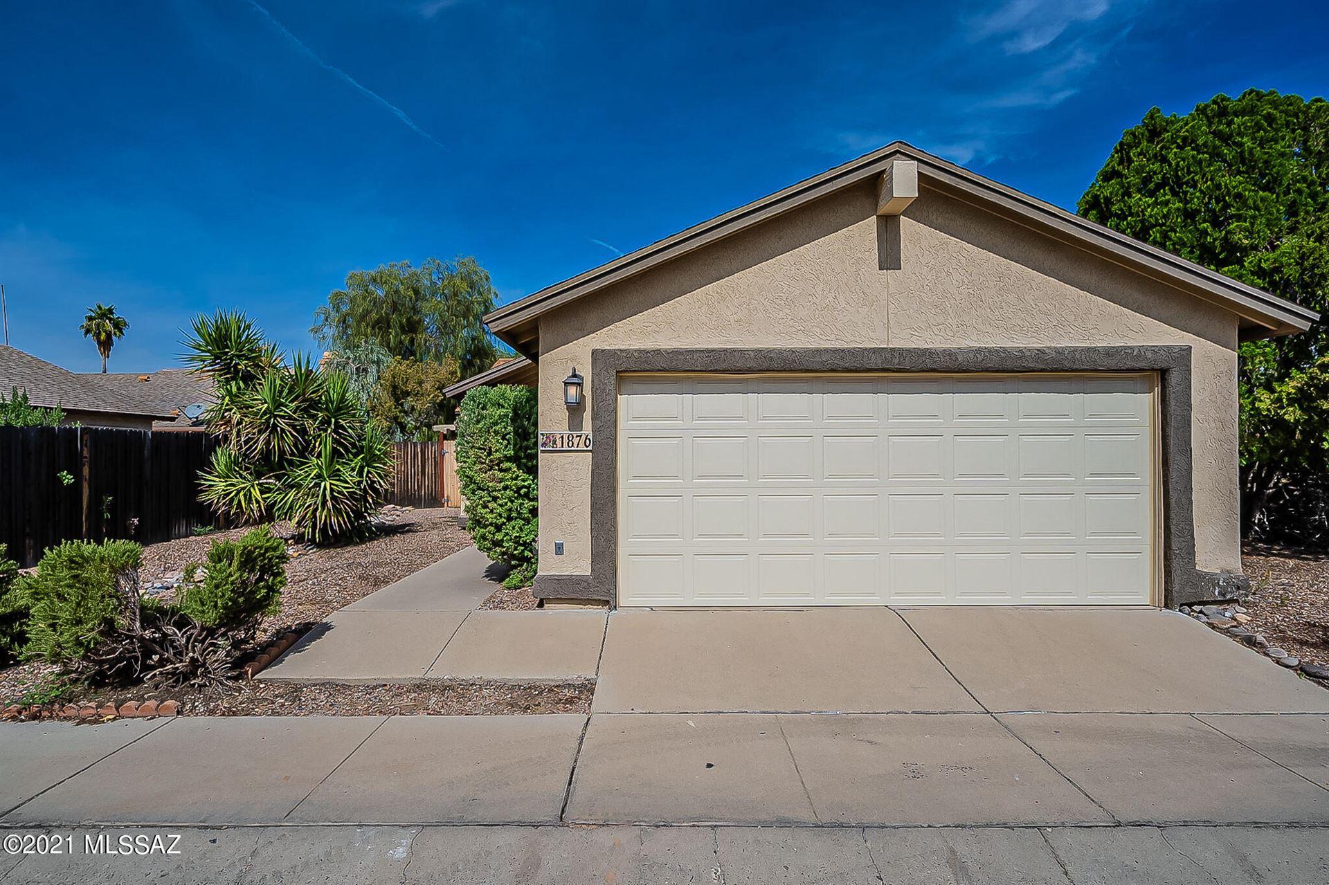 1876 W Egle Lane, Tucson, AZ 85705 - MLS#: 22125092