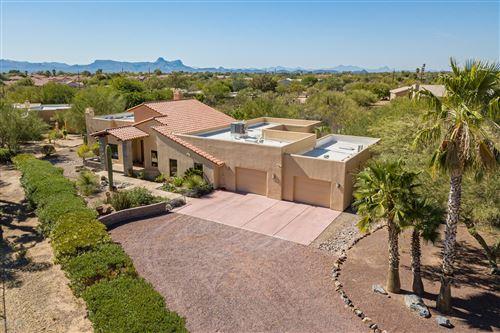 Photo of 2820 W Oasis Road, Tucson, AZ 85742 (MLS # 22027093)