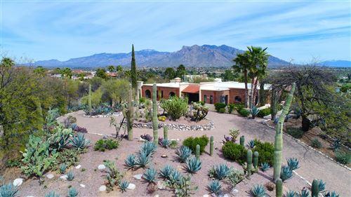 Photo of 8336 N Rose Marie Lane, Tucson, AZ 85742 (MLS # 22023096)
