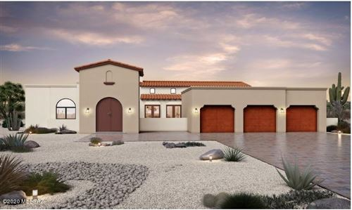 Photo of 4340 W Cornerstone Court, Marana, AZ 85658 (MLS # 22016105)