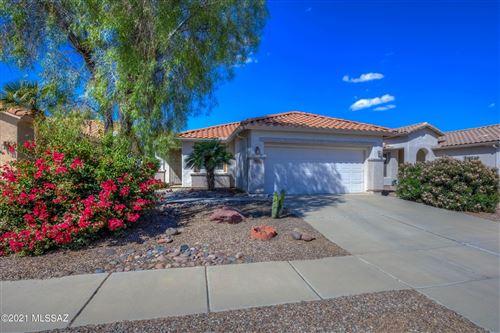 Photo of 9751 N Sandy Mesa Place, Tucson, AZ 85743 (MLS # 22127107)