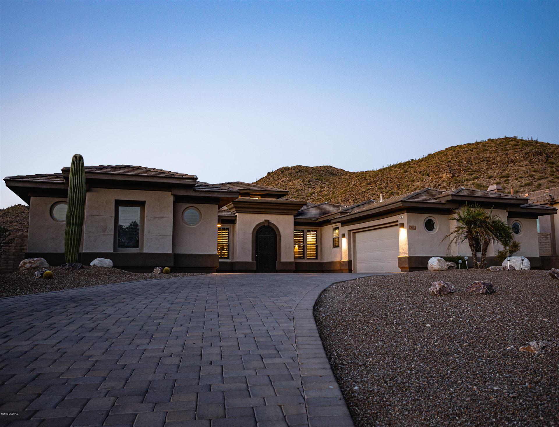 5748 W Silent Wash Place, Marana, AZ 85658 - MLS#: 22022107