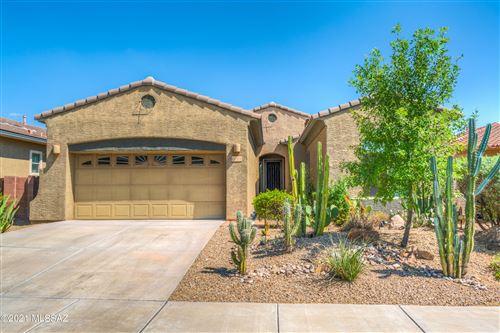 Photo of 12672 N New Reflection Drive, Marana, AZ 85658 (MLS # 22124108)