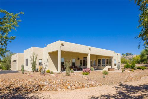 Photo of 2222 W La Cresta Road, Tucson, AZ 85742 (MLS # 22013110)