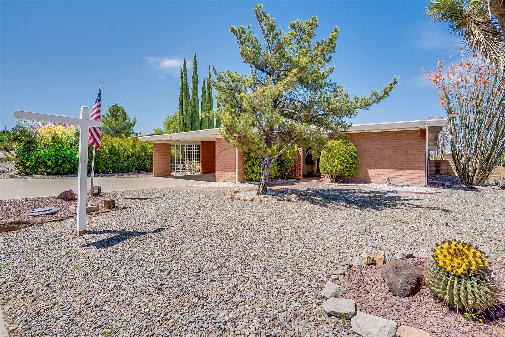 316 W Via Bacanora, Green Valley, AZ 85614 - #: 22010110
