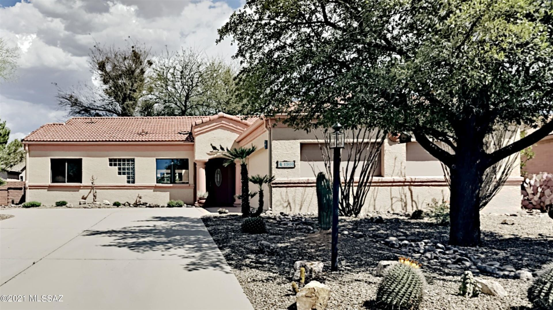 1900 E Purple Martin Lane, Green Valley, AZ 85614 - MLS#: 22114110