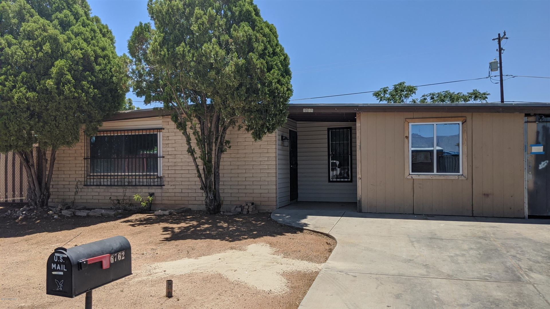 6762 E 45Th Street, Tucson, AZ 85730 - MLS#: 22016114