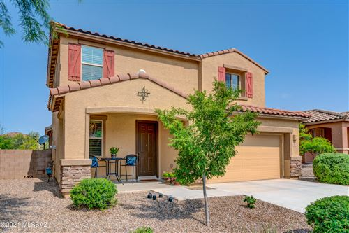Photo of 12945 N Indian Palms Drive, Oro Valley, AZ 85755 (MLS # 22119117)