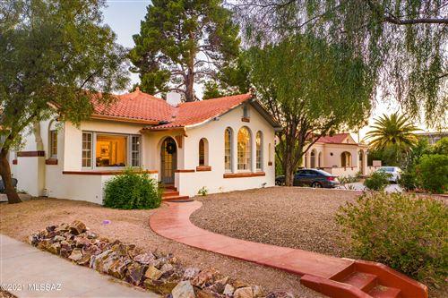 Photo of 1948 E 5th Street, Tucson, AZ 85719 (MLS # 22117119)