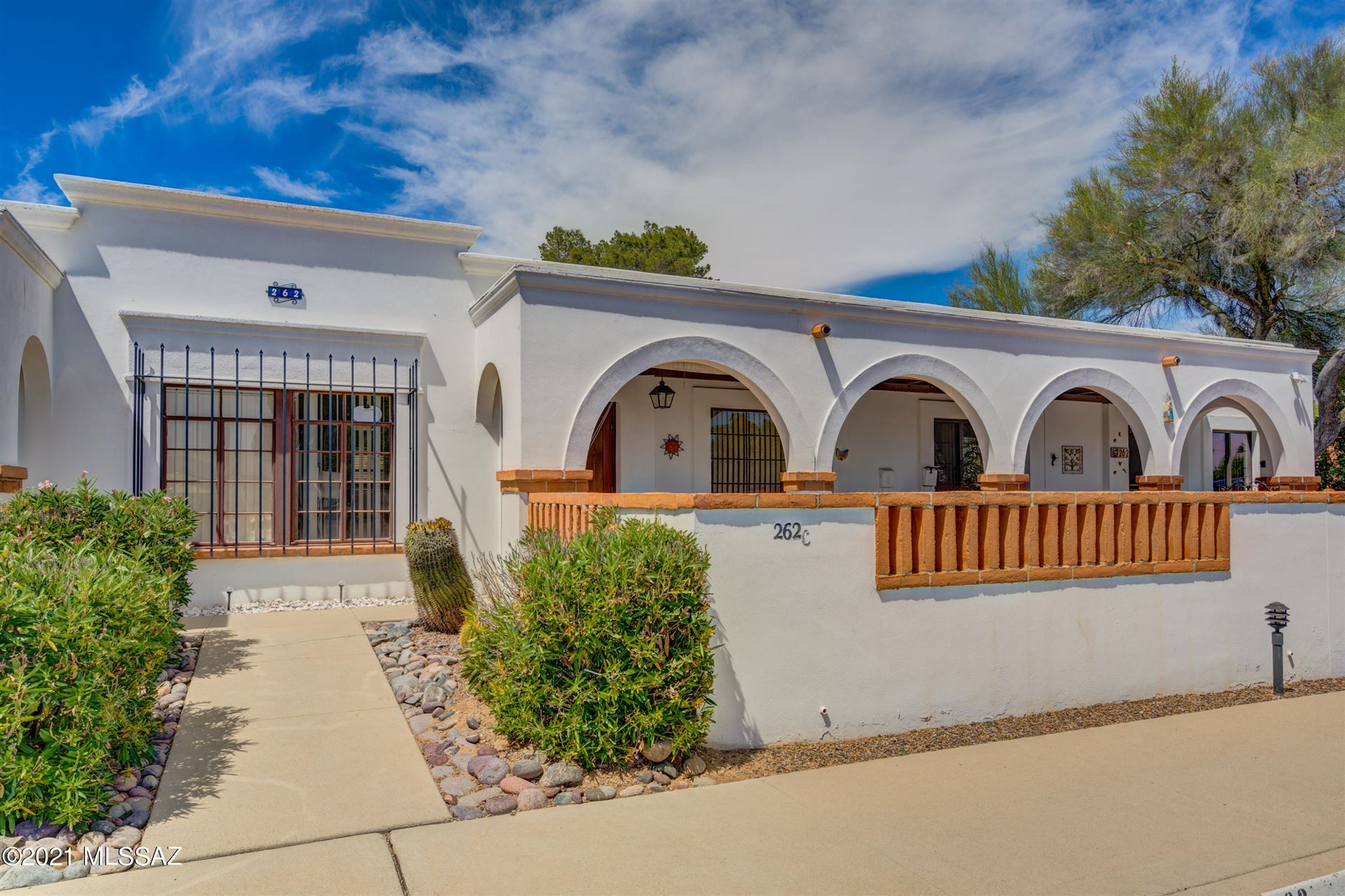 262 S Paseo Quinta C, Green Valley, AZ 85614 - MLS#: 22109120