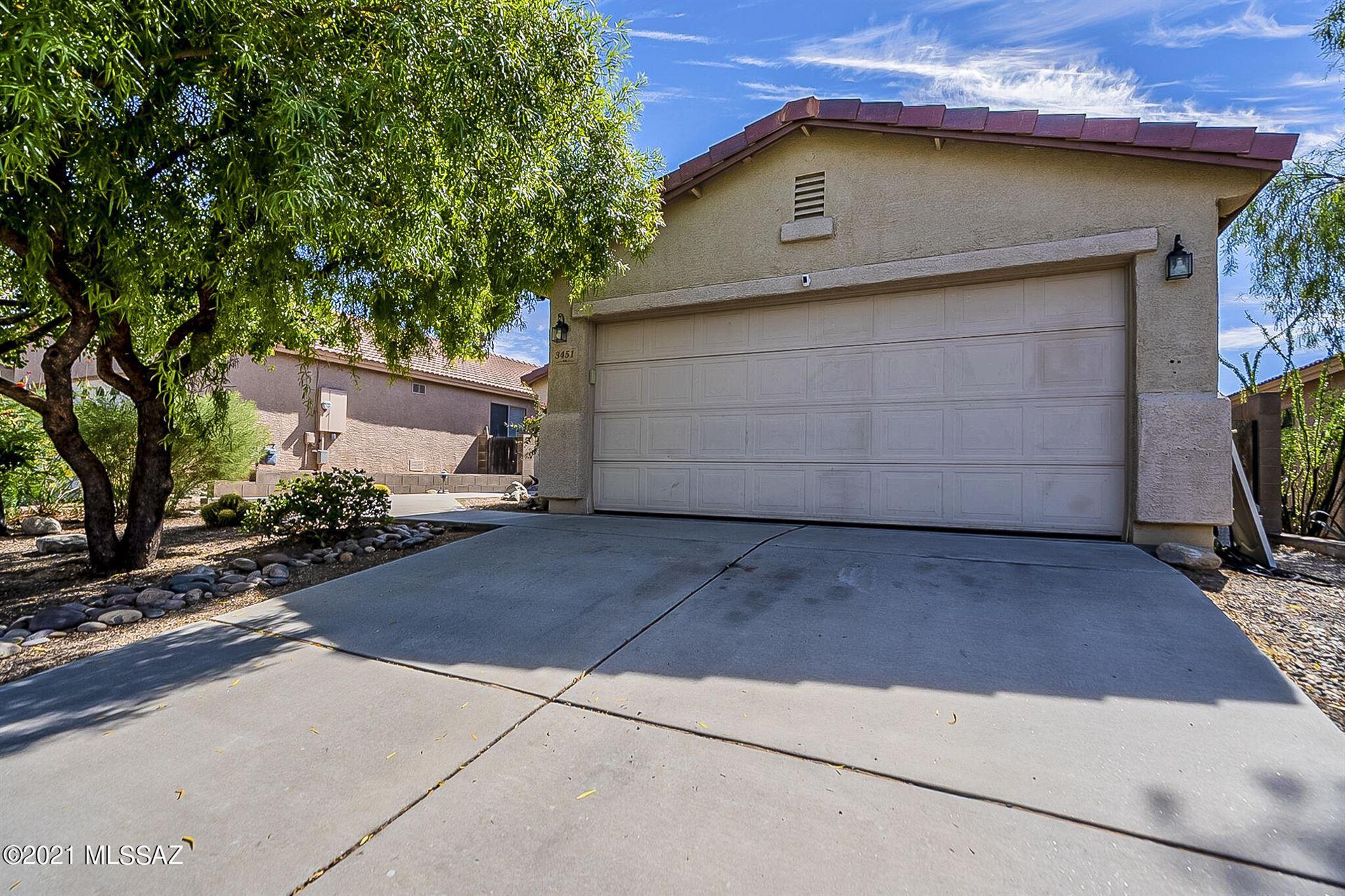 3451 W Sagebrush Hills Court, Tucson, AZ 85741 - MLS#: 22126121
