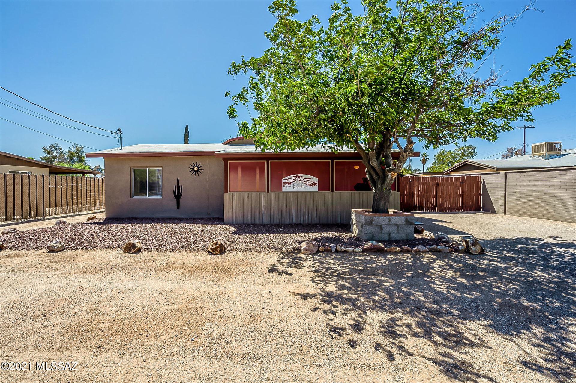 1321 N Sahuara Avenue, Tucson, AZ 85712 - MLS#: 22110125