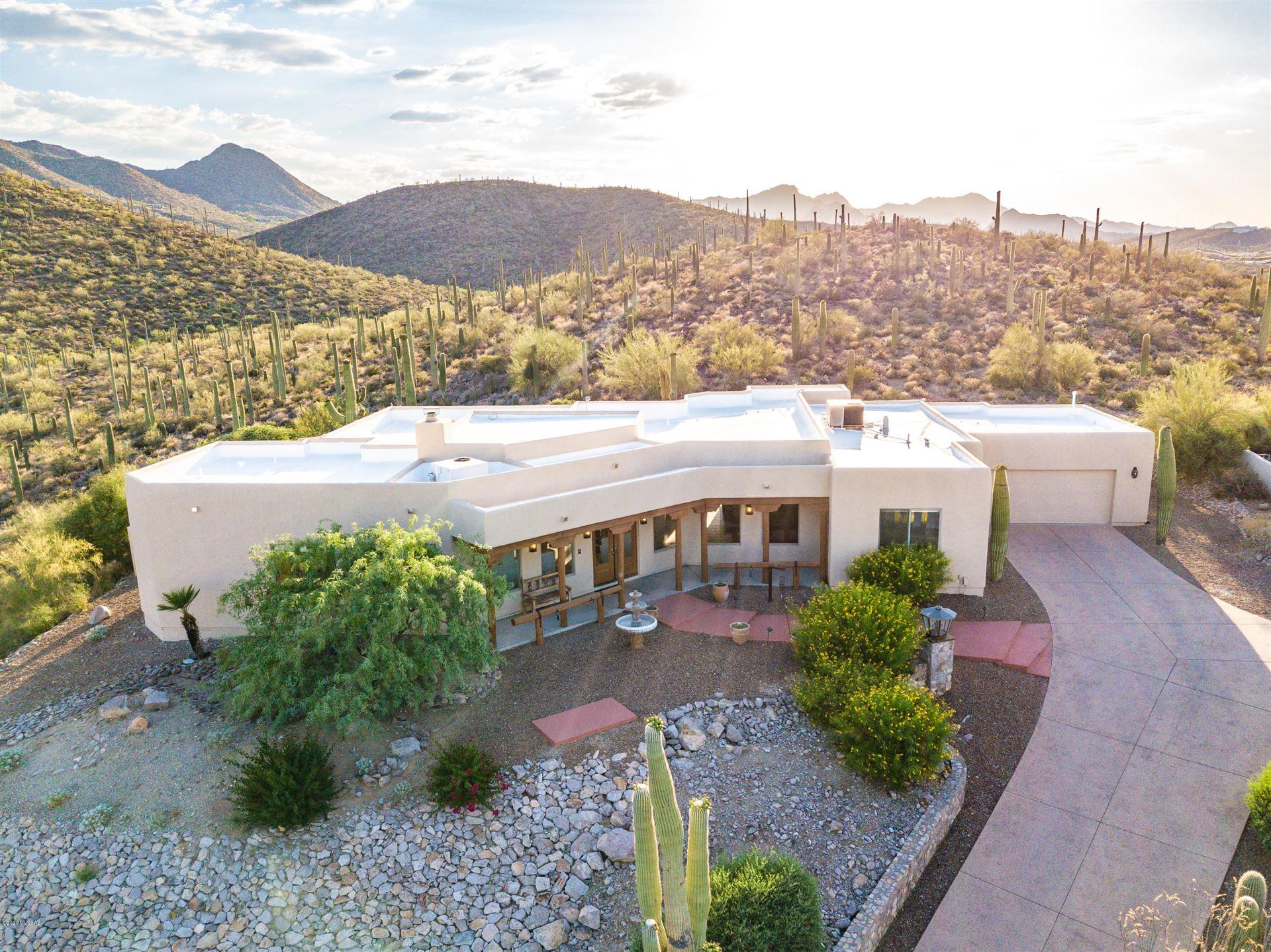 875 N Canyon Moonlight Place, Tucson, AZ 85745 - MLS#: 22014130