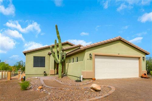 Photo of 4996 W Camino De Manana, Tucson, AZ 85742 (MLS # 22023133)