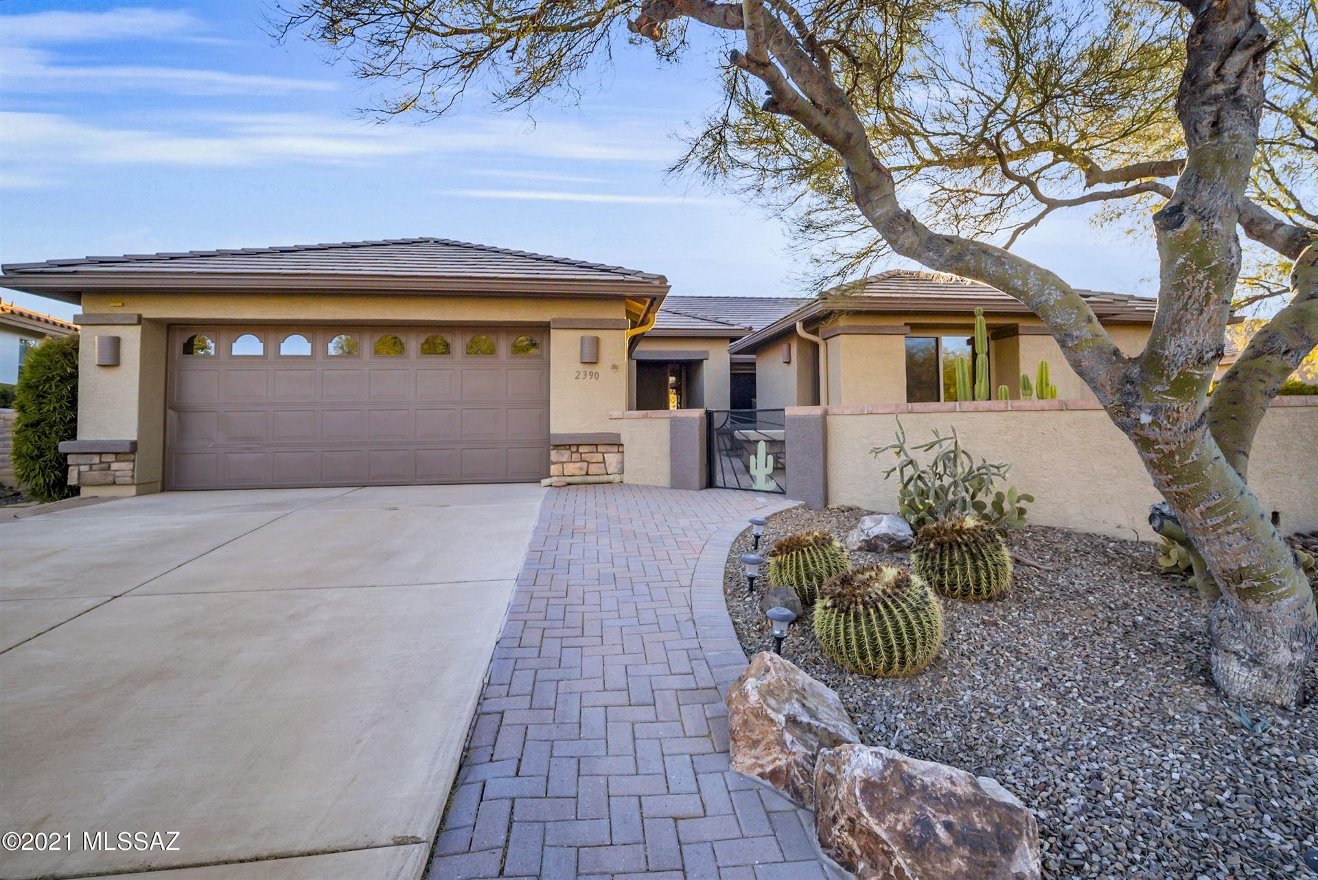 2390 E Bluejay Bluff Lane, Green Valley, AZ 85614 - MLS#: 22101133