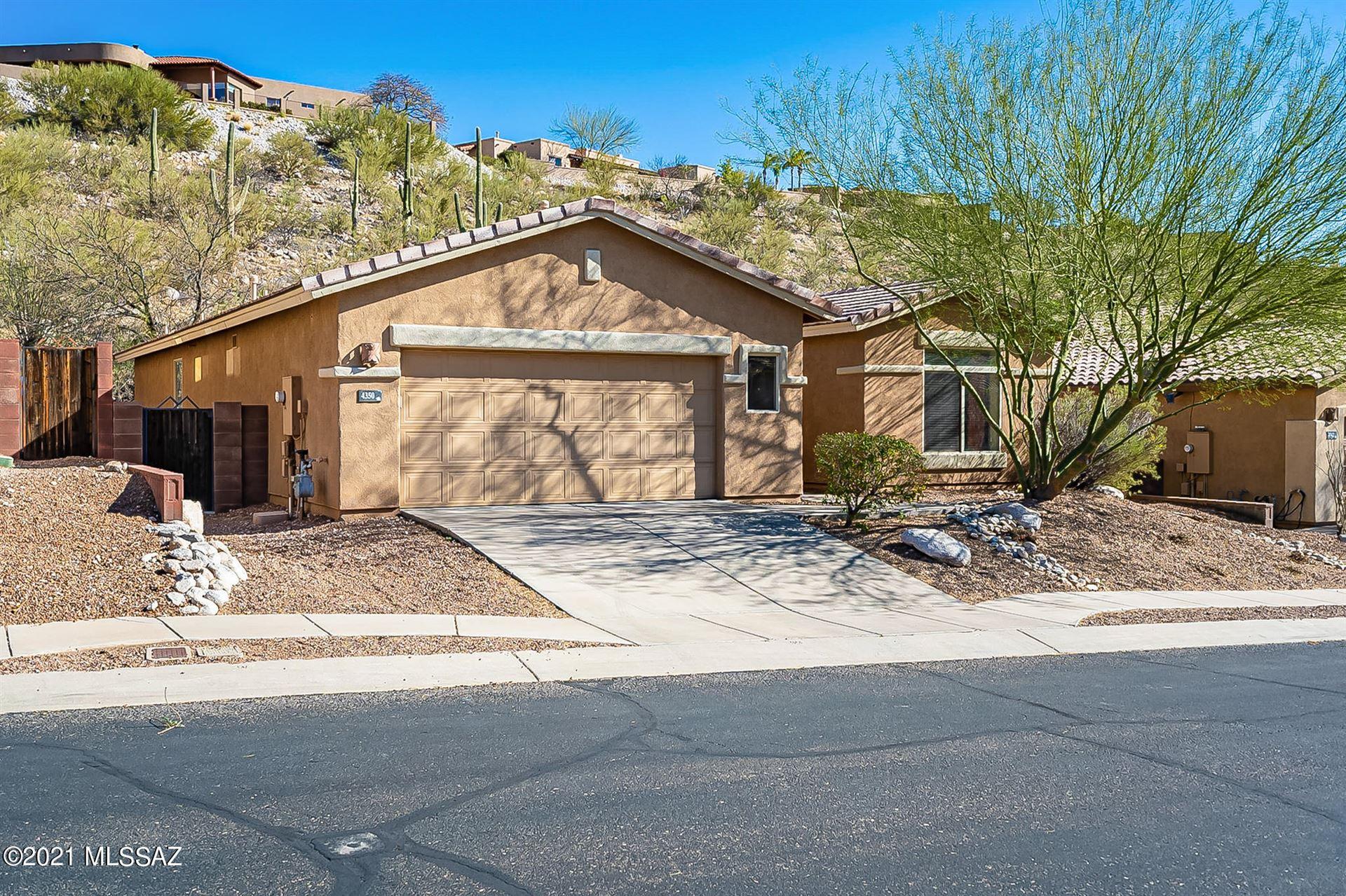 4350 N Sunset Cliff Drive, Tucson, AZ 85750 - MLS#: 22108133
