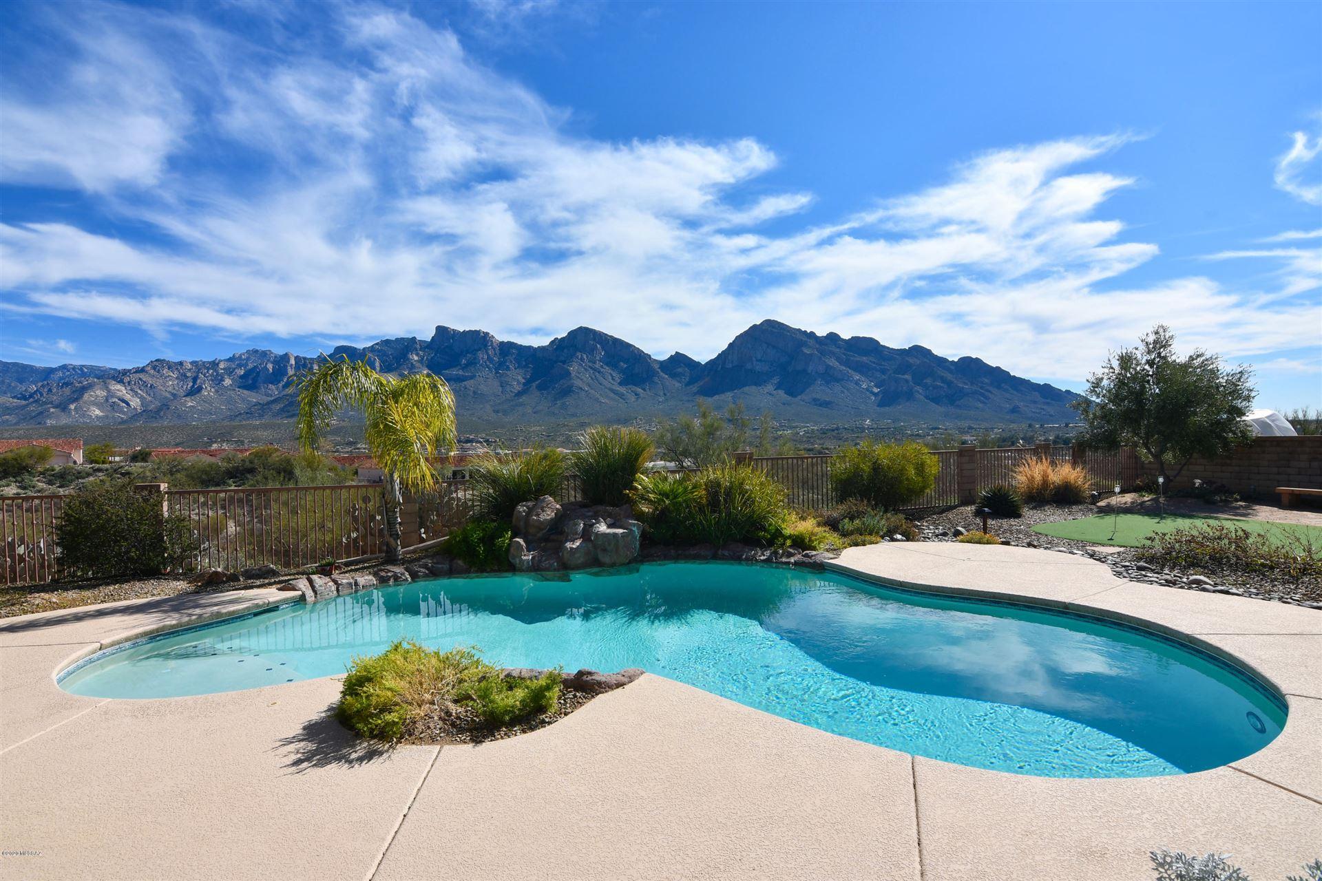 10937 N Pusch Ridge Vistas Drive, Oro Valley, AZ 85737 - MLS#: 22003144