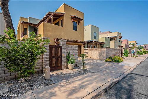 Photo of 155 E Castlefield Circle, Tucson, AZ 85704 (MLS # 22118145)
