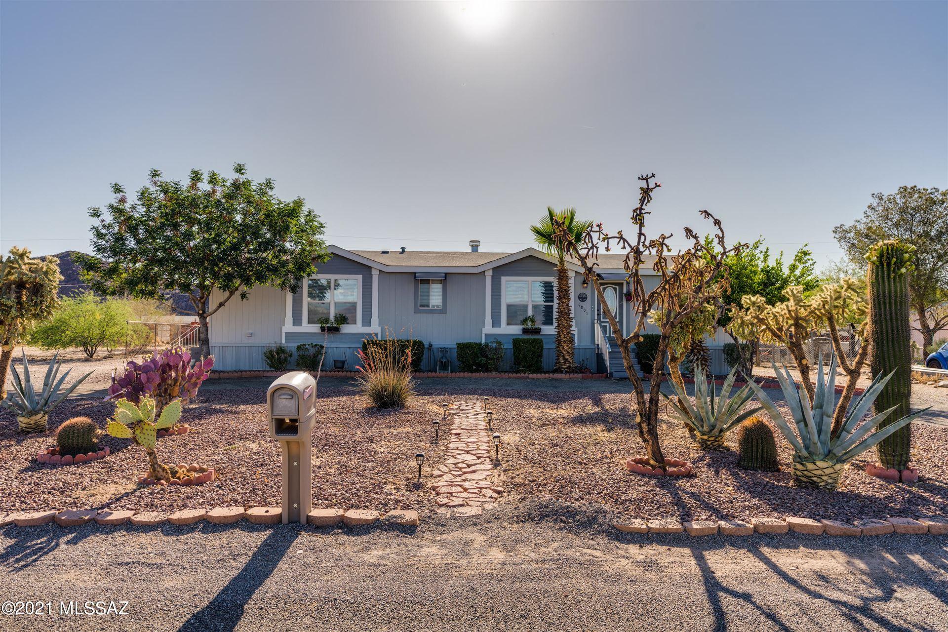 9801 N El Uno Gordo, Tucson, AZ 85743 - MLS#: 22112146
