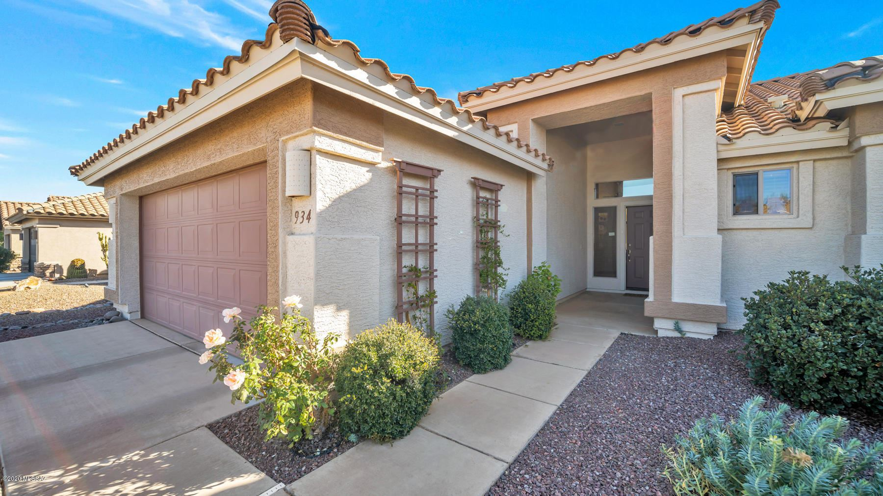 934 N Rhodes Drive, Green Valley, AZ 85614 - MLS#: 22030147